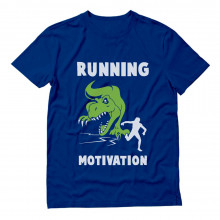 Running Motivation T-Rex