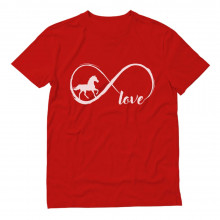 Horse Lover Gift Infinite Love