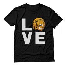 Love Lion Animal Lover Lion's Roar King of The Kungle