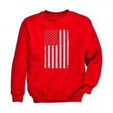Big White American Flag