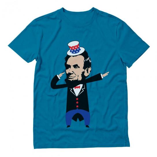 Dabbing Abe Lincoln