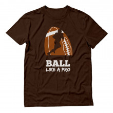 Football Player - Ball Like a Pro