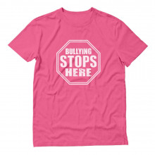 Stop Sign - Bullying Stops Here