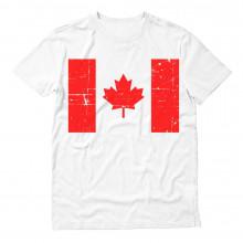 Retro Canada Flag Vintage Canadian Pride
