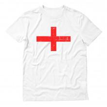 Retro England Flag Vintage