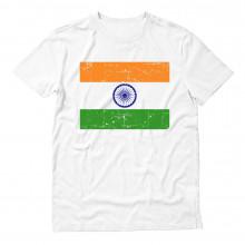 Retro India Flag Vintage Indian Pride