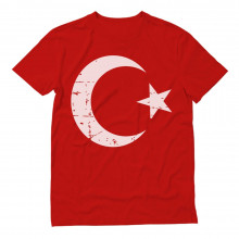 Retro Turkey Flag Vintage Turkish Pride