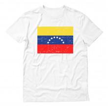 Venezuela Retro Style Flag