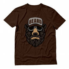 BEAR + BEARD Cool Gift Idea - Funny Beard