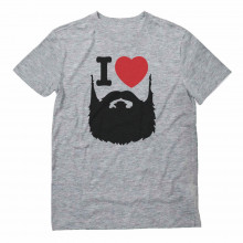 Great Beard Moustache Lover Top Gift Idea