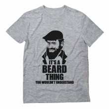 It's a Beard Thing You Wouldn't Understand Funny Cool