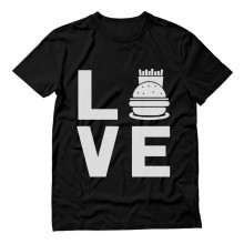 BBQ Grill Enthusiastic Gift Idea - Love Burgers Cool