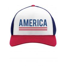 America 4th of July USA Patriotic Cap