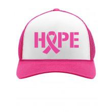 Breast Cancer Awareness - Hope Pink Ribbon