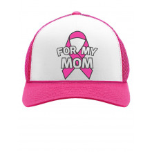 Breast Cancer Awareness - I Wear Pink Ribbon For My Mom