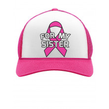 Breast Cancer Awareness - I Wear Pink Ribbon For My Sister
