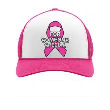 Breast Cancer Awareness - Pink Ribbon