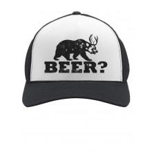 Beer Bear Cap