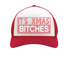 It's Xmas Bitches Ugly Christmas Party Hat