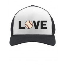 Love Baseball Cap