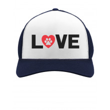 Love Dogs Cap