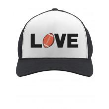 Love Football Cap