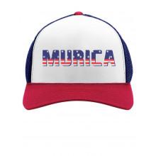 Murica 4th of July USA Cap