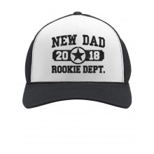 New Dad 2018 Rookie Department For Cool Fathers