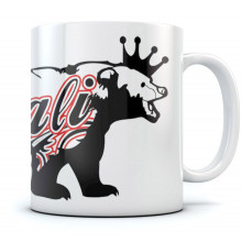 Cali Life California Bear Mug