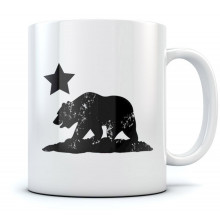 Cali Life - California Republic Bear Mug