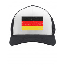 Retro Germany Flag