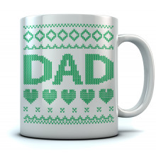 Dad Ugly Christmas Mug