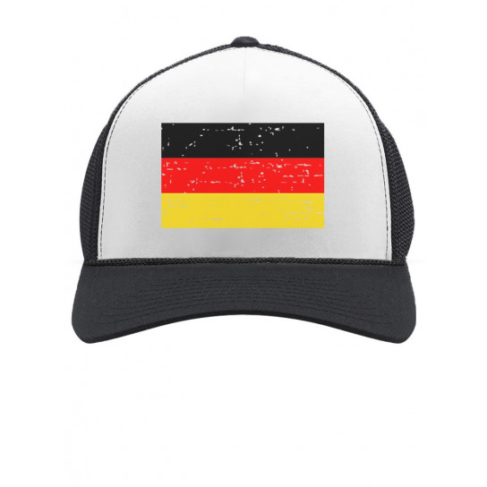 Retro Germany Flag