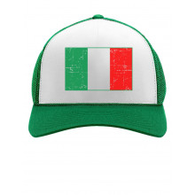 Retro Italy Flag