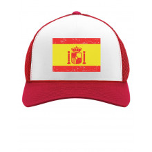 Retro Spain Flag