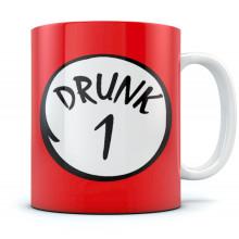 Drunk 1 Mug