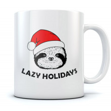Lazy Holidays Mug