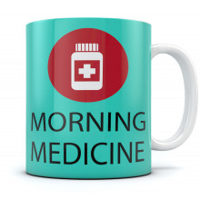 Morning Medicine Mug