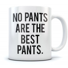 No Pants are the Best Pants -