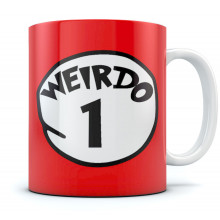 Weirdo 1 Mug
