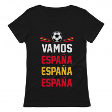 Vamos Espana - Come On Spain