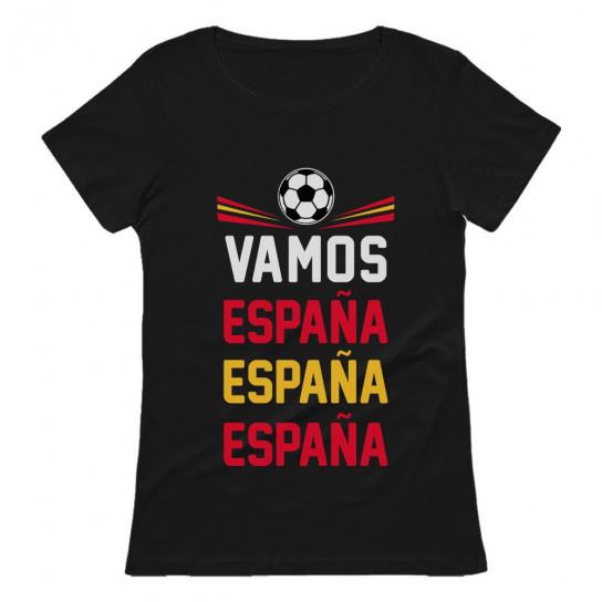 Vamos Espana - Come On Spain