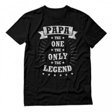 Papa The Man The Myth The Legend Gift for Fathers Day