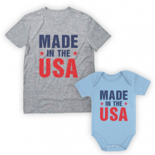 Made In The USA Independence Day Set