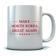 Make North Korea Great Again Coffee