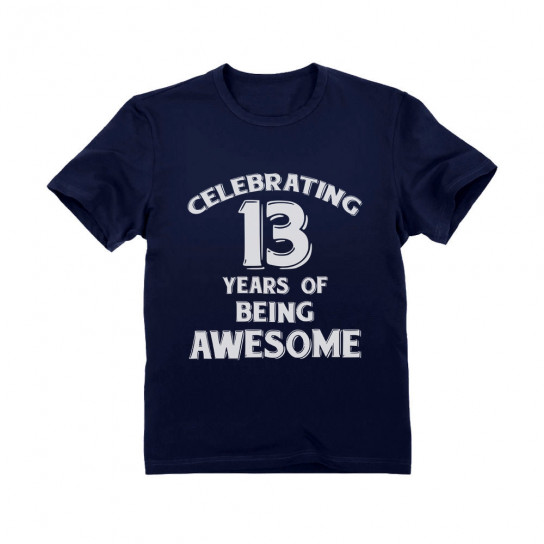 Celebrating 13 Years Of Being Awesome