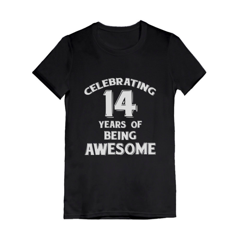 Celebrating 14 Years Of Being Awesome