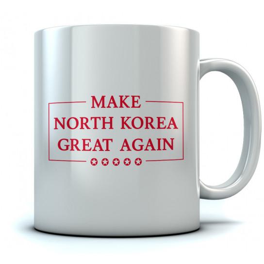 Make North Korea Great Again Coffee