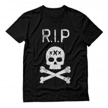 R.I.P XXX Trendy Rap Skull Rapper Sad