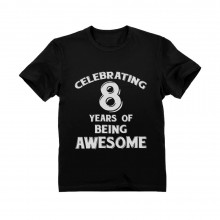 Celebrating 8 Years Of Being Awesome